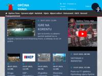 Slika naslovnice sjedišta: Općina Tisno (http://www.tisno.hr)