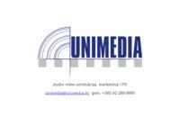 Slika naslovnice sjedišta: Unimedia tržišne komunikacije (http://www.unimedia.hr/)