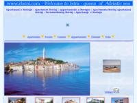 Slika naslovnice sjedišta: Iznajmljivanje soba - Rovinj (http://www.zlatni.com)
