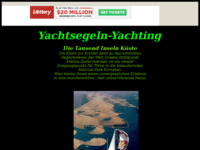 Frontpage screenshot for site: Jedrenje na Jadranu (http://yachting1.tripod.com)