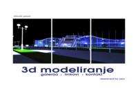 Frontpage screenshot for site: 3d-modeliranje, vizualizacija (http://free-st.htnet.hr/3d-modeliranje/)