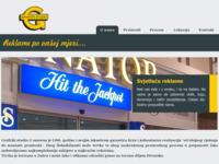 Slika naslovnice sjedišta: Grafički studio G (http://www.studiog.hr/)