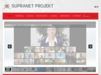 Slika naslovnice sjedišta: SupraNet Projekt d.o.o. (http://www.supranet-projekt.hr/)
