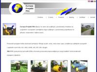Slika naslovnice sjedišta: Europa projekt plin (http://www.epp.htnet.hr/)