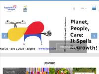 Slika naslovnice sjedišta: Zagrebački velesajam (http://www.zv.hr/)