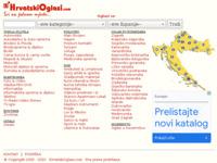 Slika naslovnice sjedišta: Hrvatskioglasi.com (http://www.hrvatskioglasi.com/)