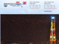 Frontpage screenshot for site: Brodotrogir (http://www.brodotrogir.hr/)