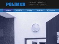 Slika naslovnice sjedišta: Polimer d.o.o. (http://www.polimer.hr)