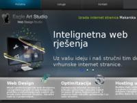 Slika naslovnice sjedišta: Eagle Art Studio (http://www.eagle-art-studio.com)