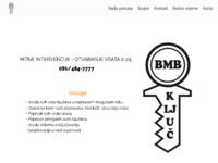 Slika naslovnice sjedišta: Prva on-line bravarija - BMB ključ (http://www.bmb-kljuc.hr/)
