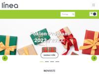 Slika naslovnice sjedišta: Design studio Linea (http://www.linea.hr)