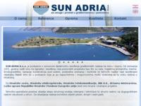 Slika naslovnice sjedišta: Sun Adria d.o.o (http://www.sun-adria.hr)