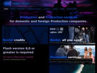 Frontpage screenshot for site: Tuna film (http://www.tuna-film.hr)