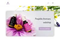 Slika naslovnice sjedišta: Aromara (http://www.aromara.com/)
