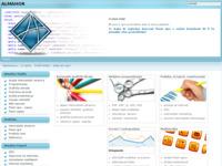 Slika naslovnice sjedišta: Studio za web dizajn (http://www.almahor.com)