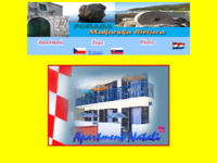 Frontpage screenshot for site: Apartmani Natali (http://free-du.htnet.hr/natali)
