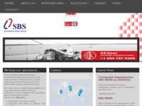 Frontpage screenshot for site: Scandinavian Boiler Service d.o.o. (http://www.sbs.hr)