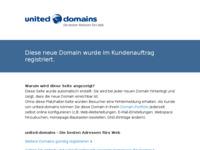 Frontpage screenshot for site: Privatni smještaj u Hrvatskoj (http://www.unterkunftsvermittlung-kroatien.de)