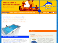 Slika naslovnice sjedišta: Bazeni Royal Dolphin (http://www.royaldolphin.info/hr/)