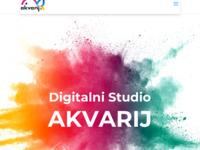 Slika naslovnice sjedišta: digitalni studio (http://www.akvarij.hr)