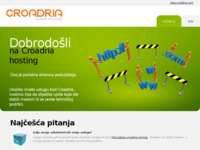 Slika naslovnice sjedišta: Koraca d.o.o. (http://www.koraca.hr)
