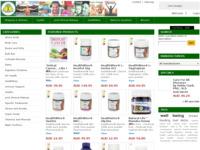 Frontpage screenshot for site: Prirodno Zdravstvo Direktno (http://www.naturalhealthdirect.com.au)