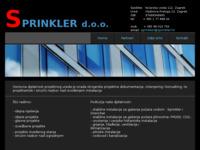 Slika naslovnice sjedišta: Sprinkler (http://www.sprinkler.hr)