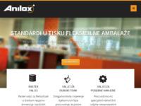 Slika naslovnice sjedišta: Anilox d.o.o. (http://www.anilox.hr)