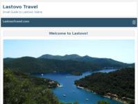 Slika naslovnice sjedišta: Lastovo - turistički vodič (http://www.lastovotravel.com)