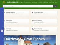 Slika naslovnice sjedišta: Đurđevac (http://www.djurdjevac.hr/)