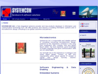 Slika naslovnice sjedišta: Systemcom d.o.o. (http://www.systemcom.hr/)