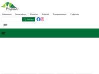 Slika naslovnice sjedišta: Pregrada on-line (http://www.pregrada.hr)
