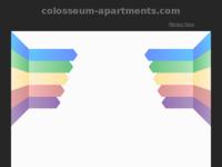 Frontpage screenshot for site: Colosseum apartmani (http://www.colosseum-apartments.com)