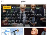 Slika naslovnice sjedišta: Bonitek d.o.o. (http://webograd.tportal.hr/bonitek)