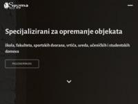Slika naslovnice sjedišta: Sygma d.o.o. oprema sa škole (http://www.sygma.hr/)