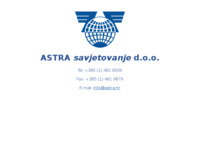 Slika naslovnice sjedišta: Astra International d.d. (http://www.astra.hr/)