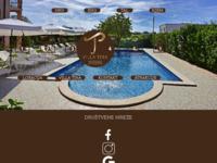 Frontpage screenshot for site: Villa Tina - apartmani i sobe za iznajmljivanje Novigrad . Istra . Hrvatska (http://www.villa-tina.com)