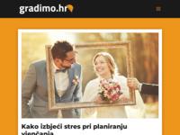Slika naslovnice sjedišta: Portal gradimo d.o.o. - građenje i opremanje - od ideje do realizacije (http://www.gradimo.hr/)