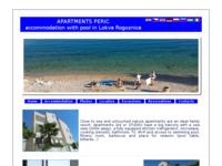 Frontpage screenshot for site: Makarska rivijera - Apartmani za iznajaljivanje (http://www.adriavista.com/)