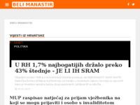 Slika naslovnice sjedišta: Internet portal - Beli Manastir (http://beli-manastir.net/)