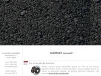 Slika naslovnice sjedišta: Auto-moto Karmat (http://www.karmat.hr/)