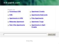 Frontpage screenshot for site: (http://www.krk-patrk.com)