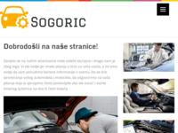Slika naslovnice sjedišta: Autoservis, prodaja vozila i autodijelova Šogorić (http://www.sogoric.hr/)