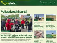Slika naslovnice sjedišta: Agroklub.com (http://www.agroklub.com)