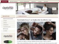 Slika naslovnice sjedišta: Albena d.o.o. (http://www.optimo.hr)