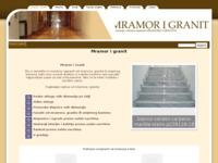 Slika naslovnice sjedišta: Gra-mram d.o.o. (http://www.mramor.savjeti.com)