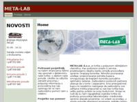 Slika naslovnice sjedišta: Meta lab d.o.o. Zagreb (http://www.meta-lab.hr/)