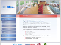 Frontpage screenshot for site: Se-Ma ing d.o.o. (http://www.sema-ing.hr/)