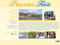 Slika naslovnice sjedišta: Pansion Tina - Konoba Marina - Zubovići, otok Pag (http://www.pansion-tina.novalja-pag.net/)