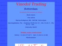 Slika naslovnice sjedišta: Vinodol Trading (http://www.vinodoltrading.nl)